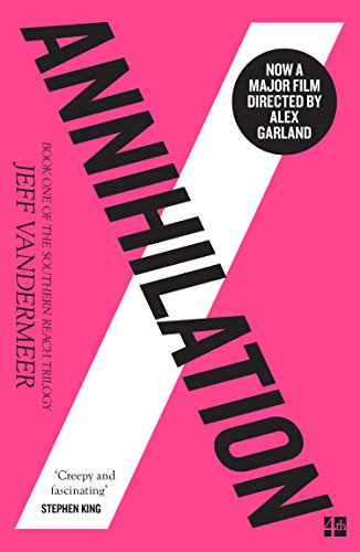 9780008139100: Annihilation (The Southern Reach Trilogy, Book 1)