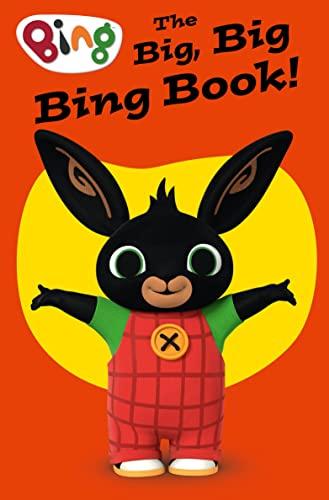 9780008139599: The Big, Big Bing Book!