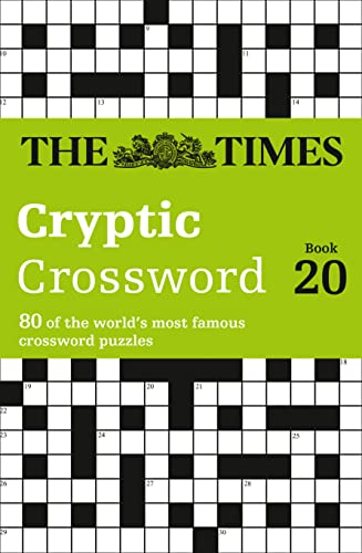 9780008139803: The Times Cryptic Crossword Book 20