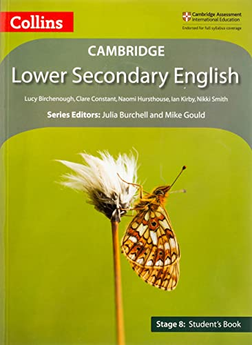 9780008140465: Collins Cambridge Checkpoint English – Stage 8: Student Book