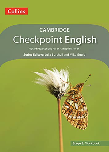 9780008140502: Collins Cambridge Checkpoint English – Stage 8: Workbook