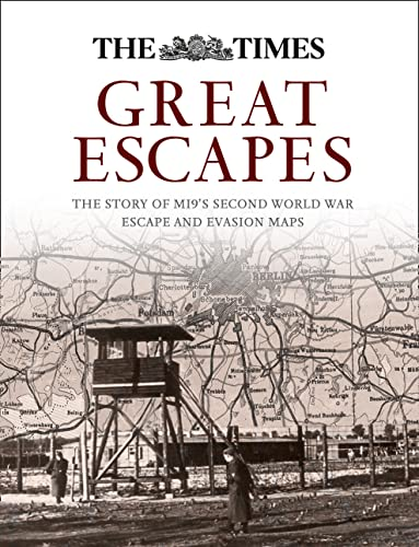 9780008141301: Great Escapes: The story of MI9's Second World War escape and evasion maps