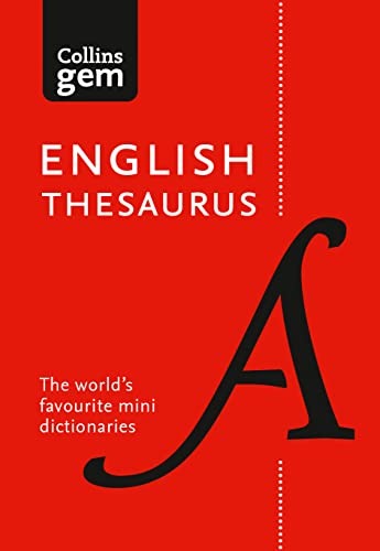 9780008141691: Collins Gem – Collins Gem English Thesaurus