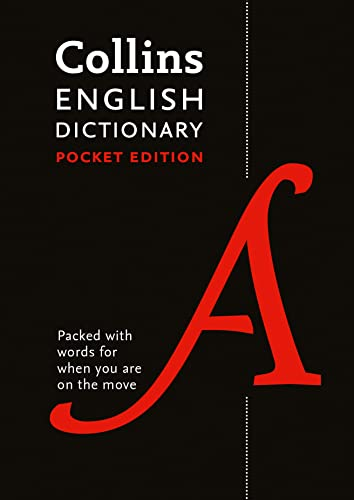 9780008141806: Collins Pocket – Collins English Dictionary: Pocket edition