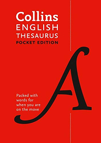 9780008141820: Collins Pocket English Thesaurus (Collins Pocket)