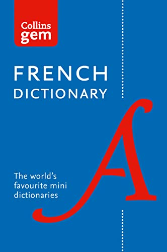 9780008141875: Collins Gem French Dictionary (Collins Gem)