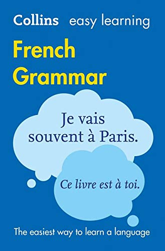 9780008141998: Collins Easy Learning French – Easy Learning French Grammar