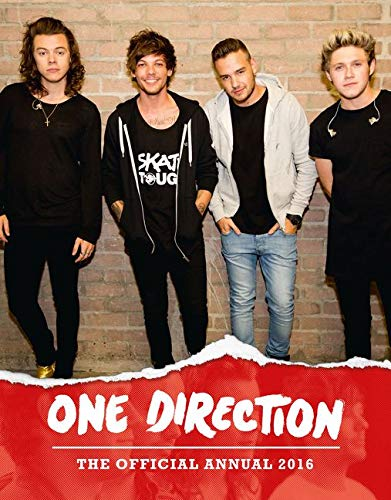 9780008142407: One Direction: The Official Annual 2016