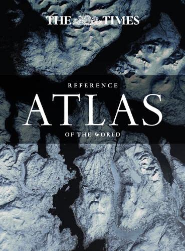 9780008144005: The Times Reference Atlas of the World