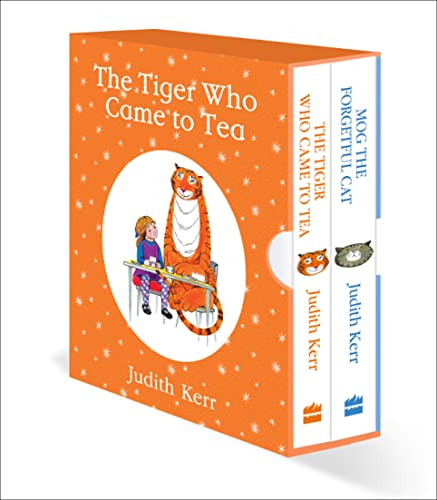 9780008144012: The Tiger Who Came to Tea / Mog the Forgetful Cat