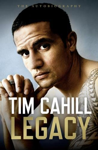 9780008144173: Legacy: The Autobiography of Tim Cahill