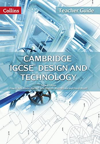 9780008144210: Cambridge IGCSE® Design and Technology: Teacher Guide (Collins Cambridge IGCSE ®)