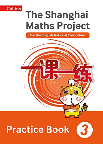 9780008144647: Shanghai Maths - The Shanghai Maths Project Practice Book Year 3: For the English National Curriculum