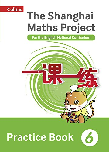 9780008144678: Shanghai Maths – The Shanghai Maths Project Practice Book Year 6: For the English National Curriculum