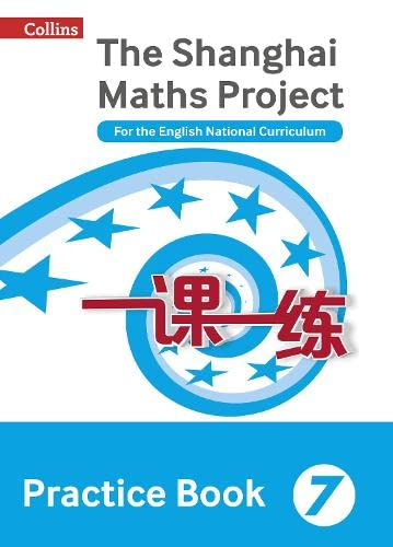 9780008144685: Shanghai Maths - The Shanghai Maths Project Practice Book Year 7: For the English National Curriculum