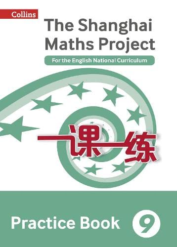 9780008144708: Shanghai Maths - The Shanghai Maths Project Practice Book Year 9: For the English National Curriculum