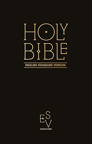 9780008146153: Holy Bible: English Standard Version (ESV) Anglicised Pew Bible (Collins Anglicised ESV Bibles)