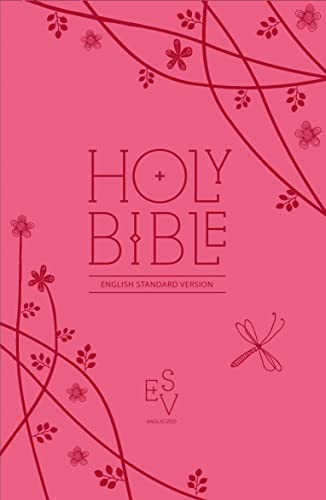 9780008146498: Holy Bible: English Standard Version (ESV) Anglicised Pink Compact Gift Edition with Zip (Collins Anglicised ESV Bibles)