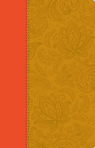 Holy Bible: Paisley Tan Thinline Edition (Hardback)