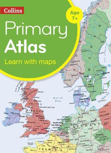 9780008146757: Collins Primary Atlas (Collins Primary Atlases)