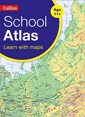 9780008146764: Collins School Atlas – Collins School Atlas