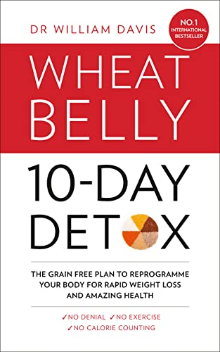 9780008146771: The Wheat Belly 10-Day Detox: The Effortless Health and Weight-Loss Solution
