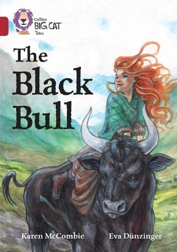 9780008147174: The Black Bull: Topaz/Band 13 (Collins Big Cat)