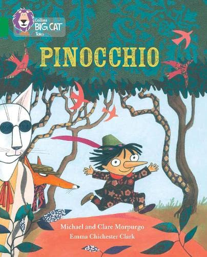 9780008147228: Collins Big Cat – Pinocchio: Emerald/Band 15