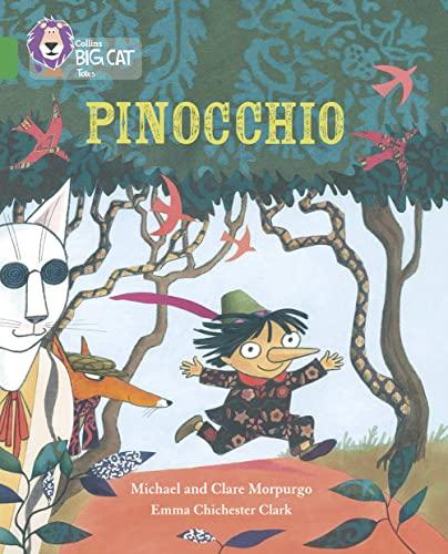 9780008147228: Collins Big Cat - Pinocchio: Emerald/Band 15