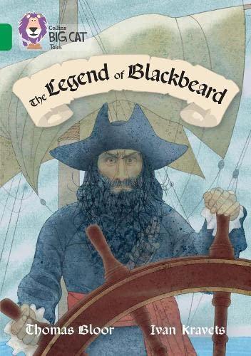 9780008147259: Collins Big Cat - Blackbeard: Emerald/Band 15