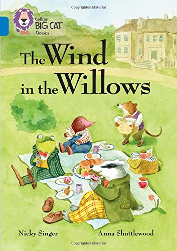 9780008147266: Collins Big Cat – The Wind in the Willows: Sapphire/Band 16