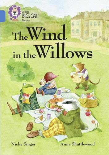 9780008147266: The Wind in the Willows: Sapphire/Band 16 (Collins Big Cat)