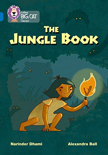 9780008147280: The Jungle Book: Sapphire/Band 16 (Collins Big Cat)