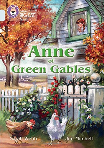 9780008147303: Anne of Green Gables: Band 17/Diamond (Collins Big Cat)