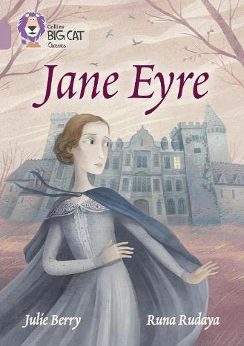9780008147341: Collins Big Cat - Jane Eyre: Pearl/Band 18
