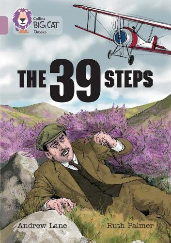 9780008147358: Collins Big Cat - The 39 Steps: Pearl/Band 18