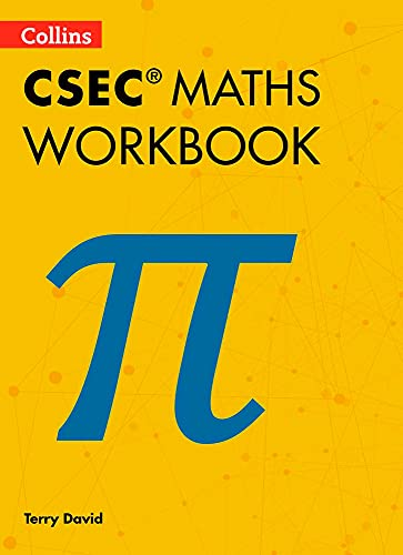 9780008147396: Collins CSEC Maths - CSEC® Maths Workbook