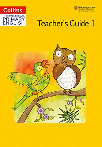9780008147624: Collins International English Primary - Cambridge Primary English Teacher's Book 1