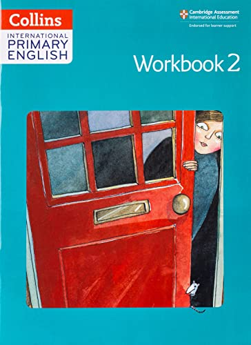 9780008147648: Collins International English Primary - Cambridge Primary English Workbook 2