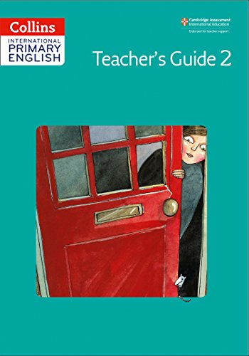 9780008147655: Collins International English Primary - Cambridge Primary English Teacher's Book 2