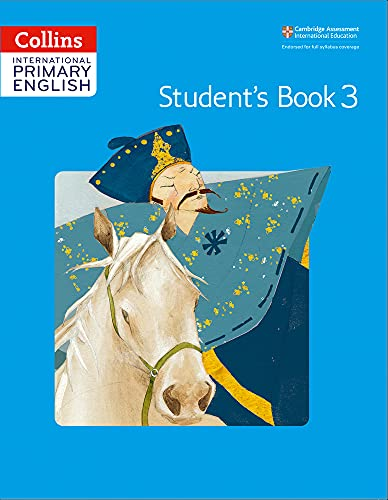 9780008147662: Collins International English Primary - Cambridge Primary English Student's Book 3
