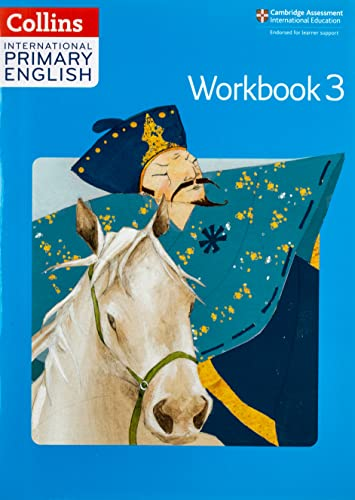 9780008147679: Collins International Primary English ? Cambridge Primary English Workbook 3