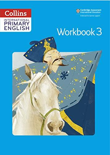 9780008147679: Collins International Primary English – Cambridge Primary English Workbook 3