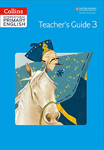 9780008147686: Collins International English Primary - Cambridge Primary English Teacher's Book 3