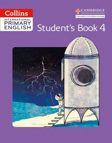 9780008147693: Collins International Primary English – Cambridge Primary English Student's Book 4