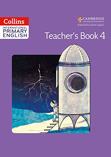 9780008147716: Collins International Primary English ? Cambridge Primary English Teacher's Book 4
