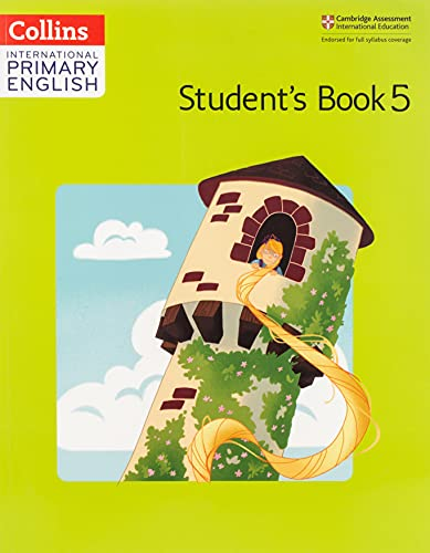 9780008147723: Collins International English Primary - Cambridge Primary English Student's Book 5