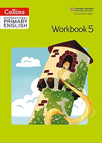 9780008147730: Collins International Primary English – Cambridge Primary English Workbook 5