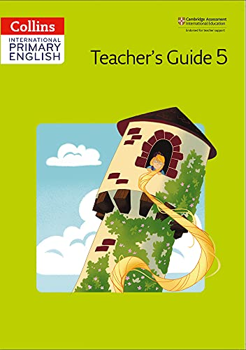 9780008147747: Collins International Primary English – Cambridge Primary English Teacher's Book 5