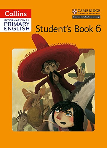 9780008147754: Collins International Primary English - Cambridge Primary English Student's Book 6